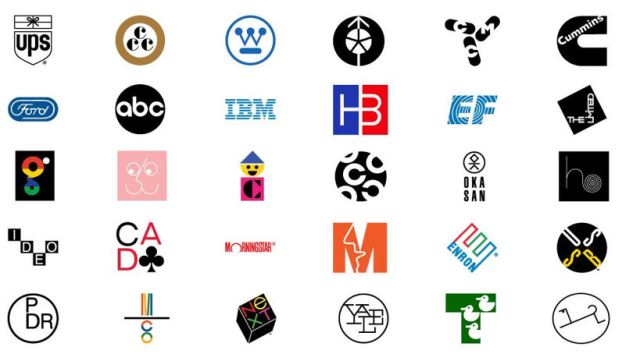 Paul Rand's eclectic logo portfolio included some of the globe's biggest brands