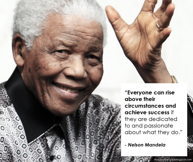 Madiba on Achieving Success: Day 2