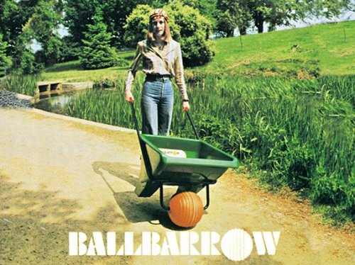 The Ballbarrow in what looks like a '70s advertisement