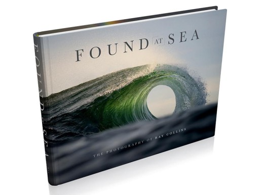 'Found At Sea' is a 184 page hardcover coffee table book