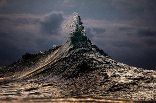 Ray Collins photo waves