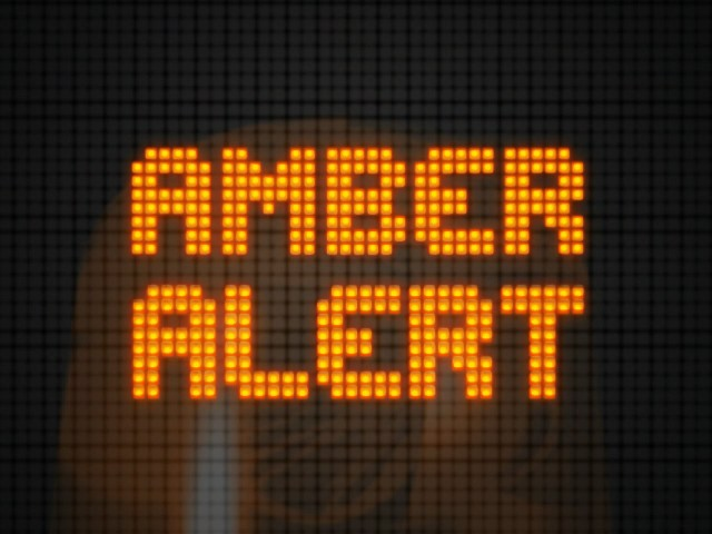 An AMBER Alert or a Child Abduction Emergency is a child abduction alert system established in the USA in 1996