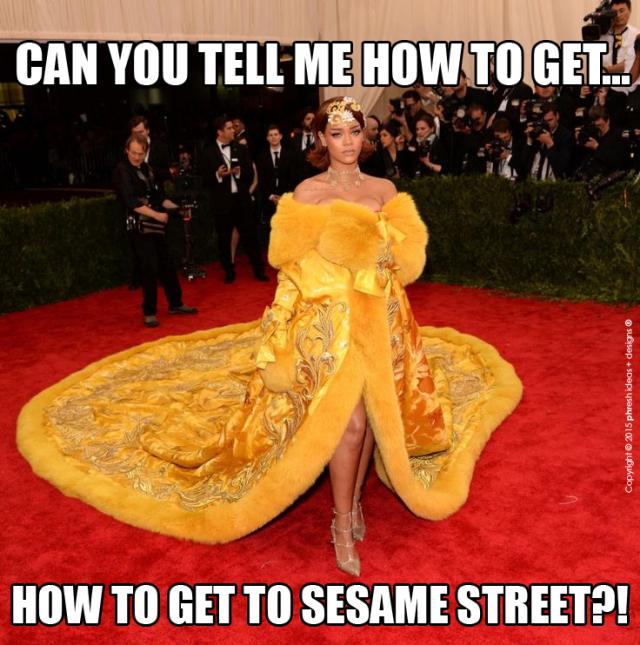Rihanna-meme