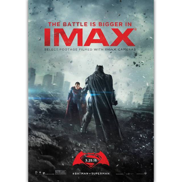 Batman v Superman 2016_IMAX
