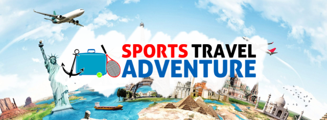 Cover photo created for Sports Travel Adventure's Facebook Page