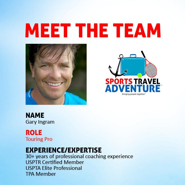 Custom profile image for the Sports Travel Adventure team