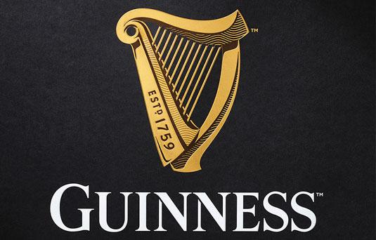 Guinness new logo