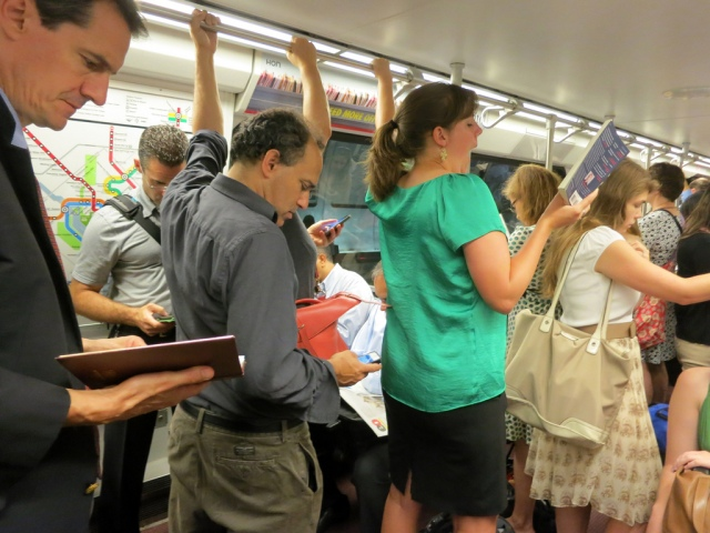 riders-on-subway