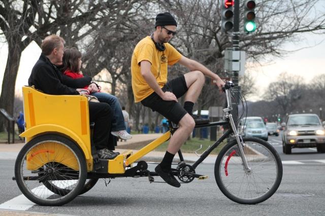 pedal-cab